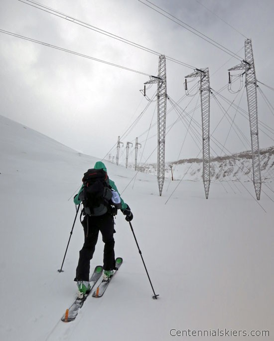 Dyer Mountain – 13,855 ft.