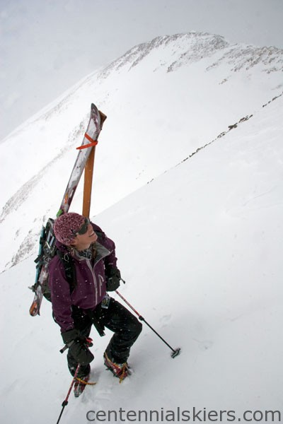 christy mahon, ski 13ers