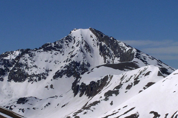 grizzly peak, ski 13ers