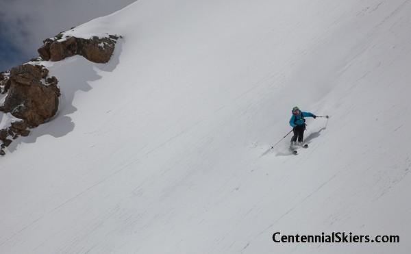 darcy conover, casco peak