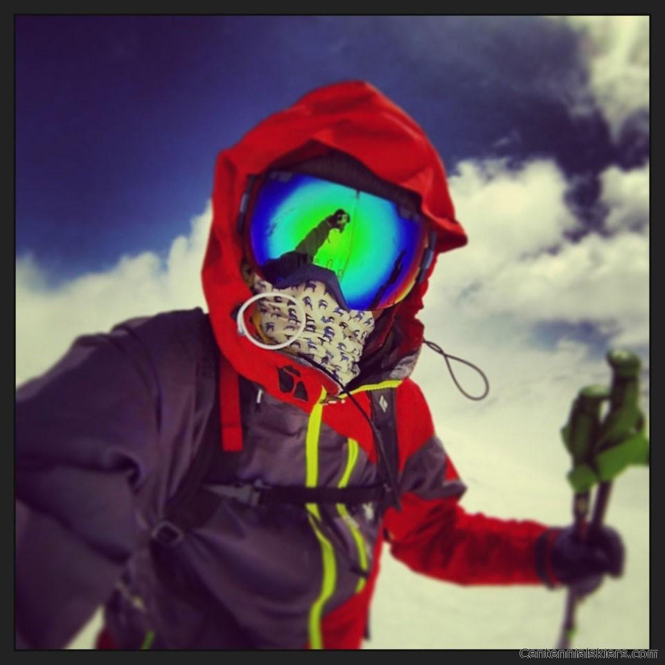 Clinton Peak – 13,857 ft.