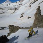emerald mountain, centennial skiers