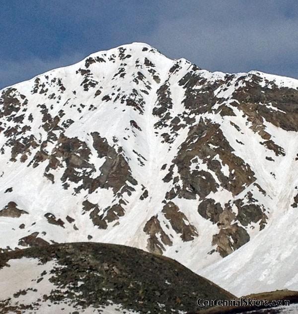 cetennial skiers, mount torreys
