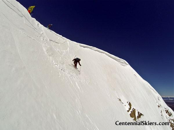 Ian Fohrman, Centennial Skiers, Mount Hope