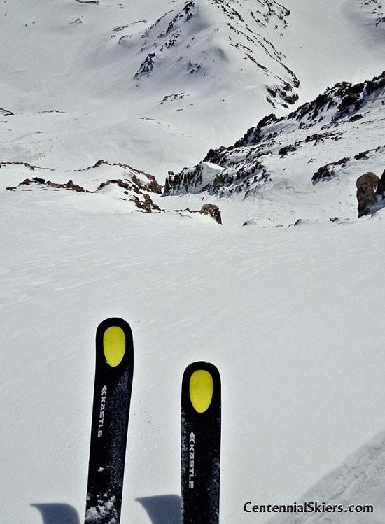 fletcher mountain, ski 13ers