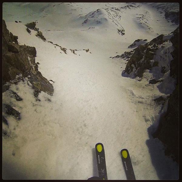 Chris Davenport, ski 13ers, fletcher mountain