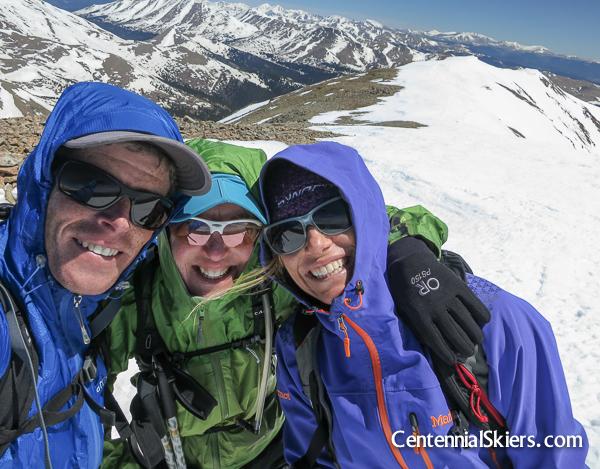 Mount Silverheels, centennial skiers, colleen ihnken
