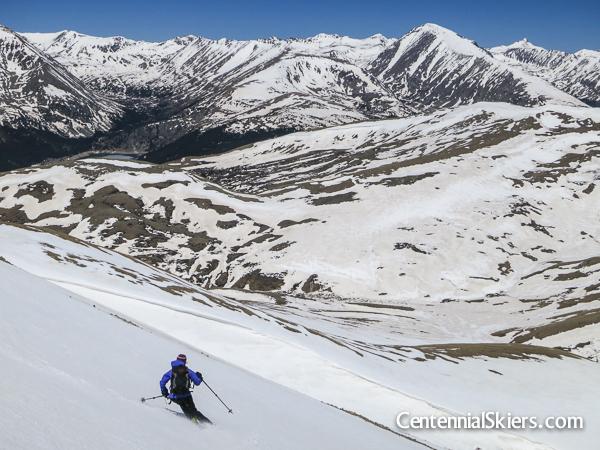 Mount Silverheels – 13,822 ft.