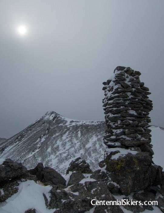 Ski culebra peak