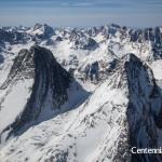 weminuche traverse, centennial skiers
