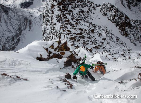 vestal peak ski