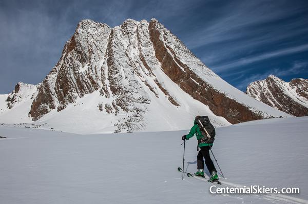 Christy mahon, vestal peak