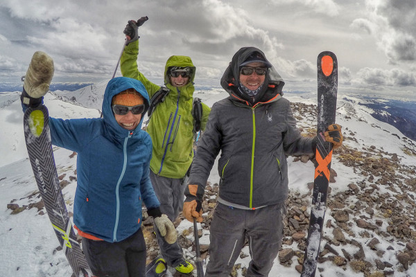 Centennial Skiers, National Geographic Adventurers of the Year